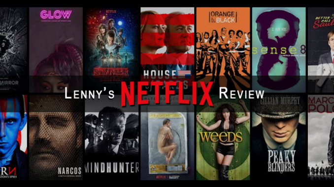 Lenny's Netflix Review – Top 5 Foreign TV Shows on Netflix