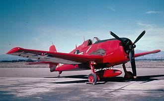Grumman F6F-5Kdrone.