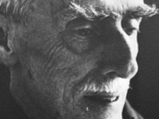 Maurits Cornelis Escher, photographed in 1971.