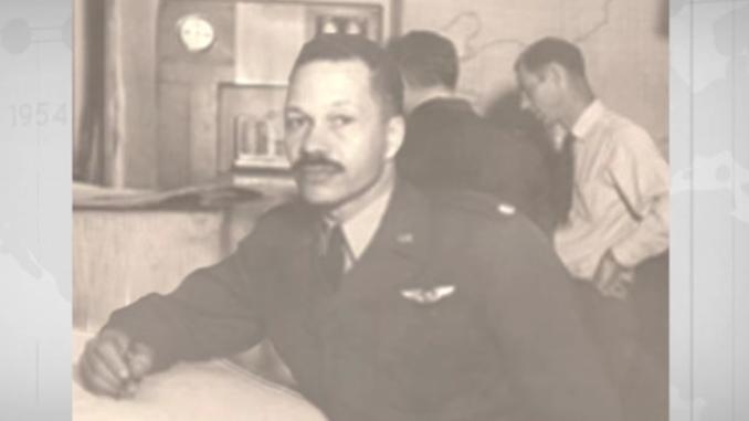 Lt. Col. Archie Williams, USAF.