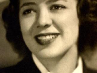 Lieutenant Julia Parsons, US Navy WAVES, ca. 1944.